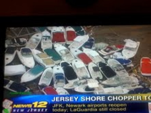 Boats just in piles. So Sad!