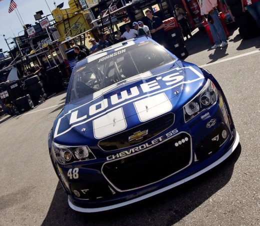 Jimmie Johnson's 2012 All Star win exposed the flaw in NASCAR's plan to make the race more competitive