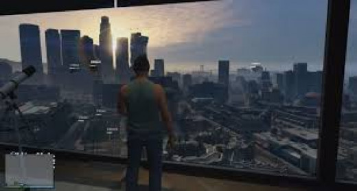 Hard to believe that the cities could be improved. Wait until you see the countryside and deserts of Los Santos.