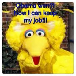 Say It Ain't So Big Bird!