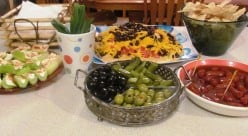 A Fun New Years Eve~Tips for Finger Foods and More...