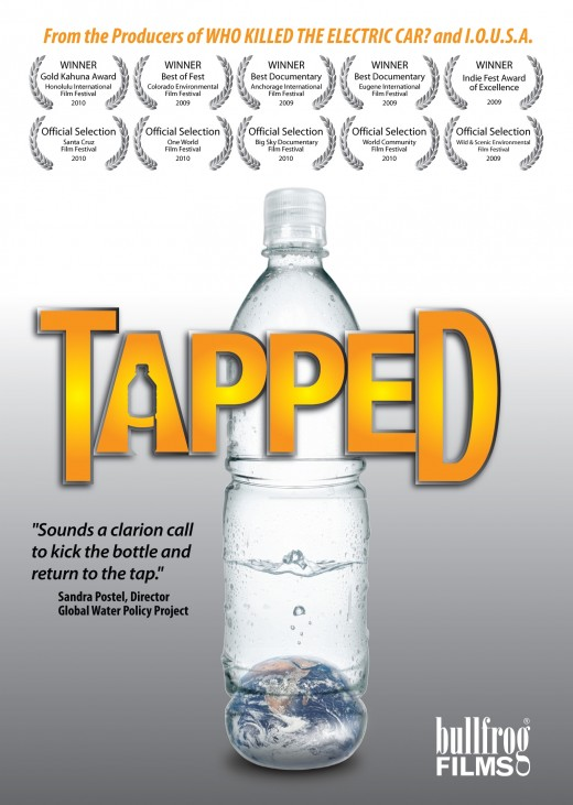 Tapped Movie Poster