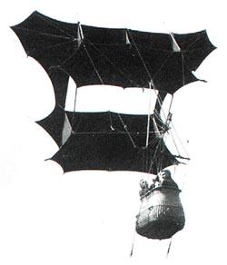 Samuel Cody Manlifter Kite