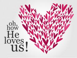God Loves All Of Us