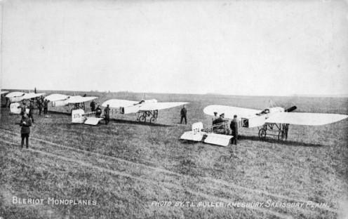 Royal Flying Corps 1912 - 1918