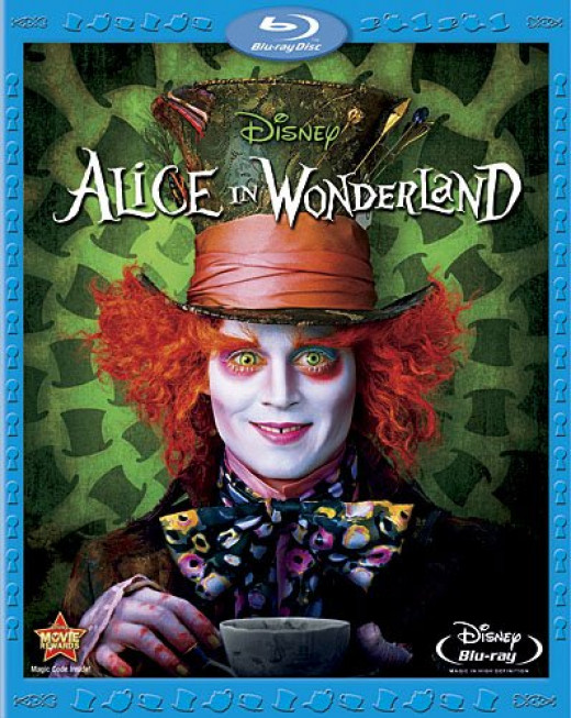 Disney's Alice in Wonderland Movie