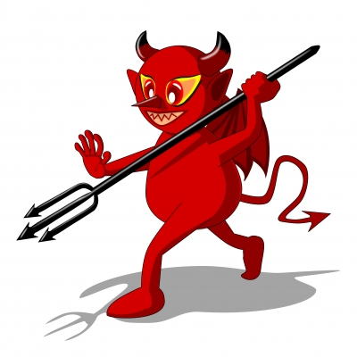 Perhaps the greatest trick the Devil ever pulled was his impersonation of God.