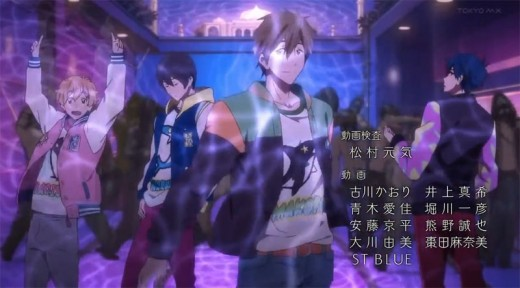 The ending theme reassures viewers that these boys got jam.