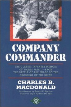 MacDonald's memoir is one of the best first person accounts of the war ever written.