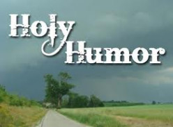 Holy Humor: Funny Stories and Verses in the Bible