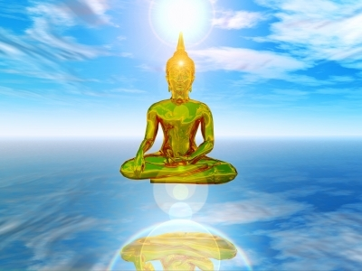 Enlightened Budha