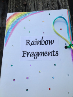 Rainbow Fragments Of This Writer's Life