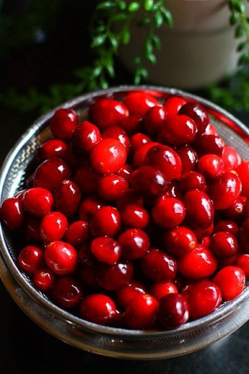 Cranberry and Grape Face Mask
