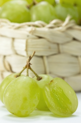 grapes are beneficial to skin, hair and health. No wonder they have the tradition of being brought to hospitals as a gift for patients.