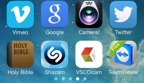 TeamViewer iPhone app