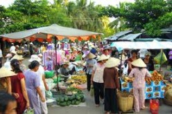 THE BACKGROUND OF THE RETAIL MARKET IN VIETNAM