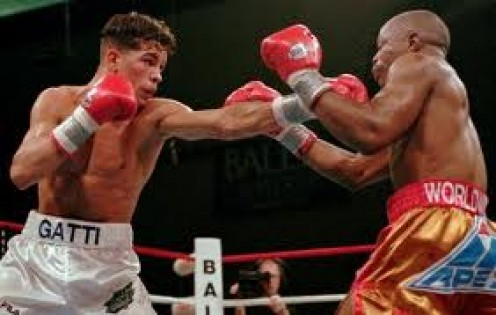 Arturo Gatti and Tracy Harris Patterson participated in a classic fight.