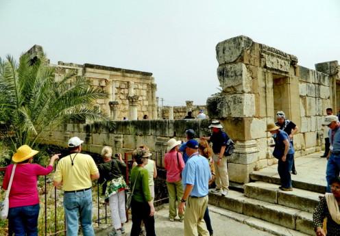Ruins of Jesus' Synagouge