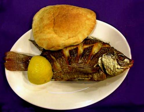 Peters fish (Tilapia)