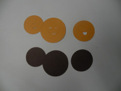 Orange Layer and Burgundy layers