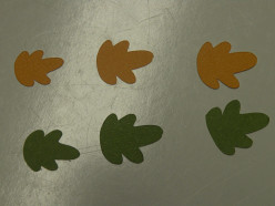 Extra Leaves cutout