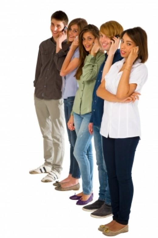 Teens and digital overload