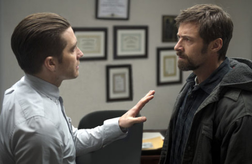 "Gyllenhaal can't seem to tame the Wolverine in ""Prisoners"""