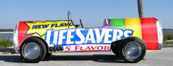 Do you prefer your lifesavers candy individually wrapped or in the traditional rolls?
