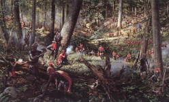 Hidden Cause for the American Revolution: Desire for More Land