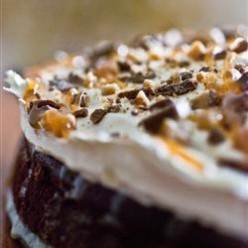 """When Harry Met Sally"" Chocolate Cake"