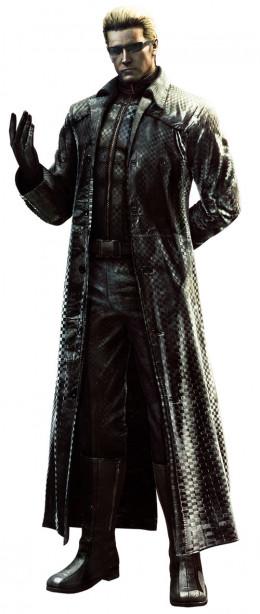 """Wesker in """"Resident Evil 5."""""""