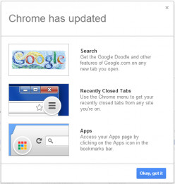 Google Chrome Updated some cool feature