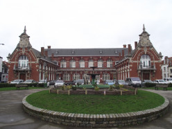 Former town hall, Malo-les-Bains