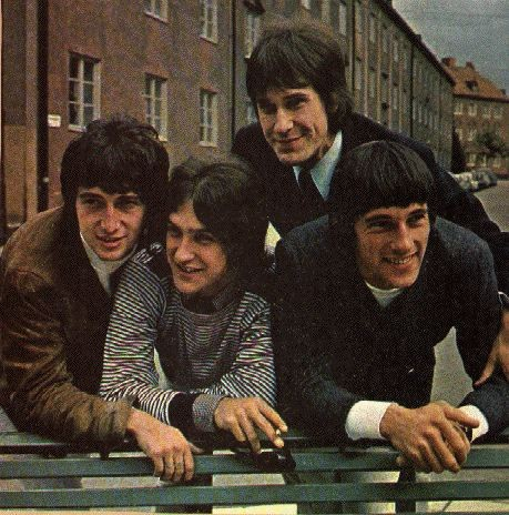 The Kinks in 1965. They're in the Hall of  Fame, but should they be?