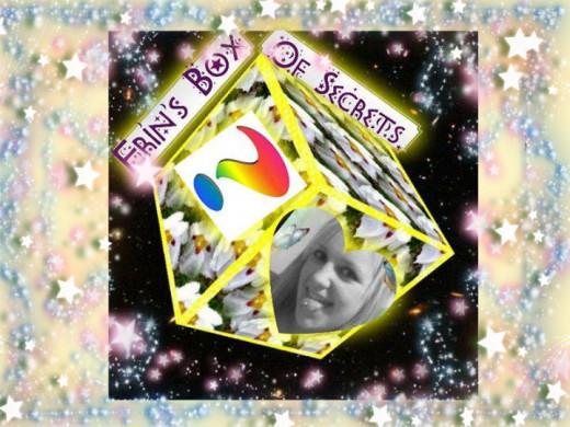 Erin's Box Of Secrets.
