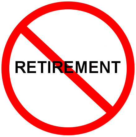 Workaholics Fear Of Retirement Is Huge!