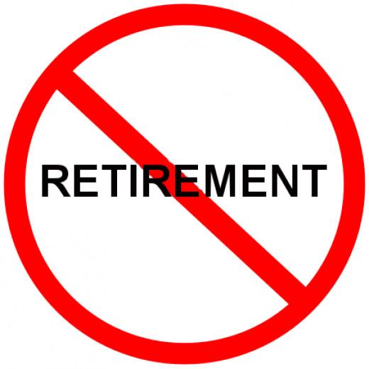 Workaholics Fear Of Retirement Is Huge!
