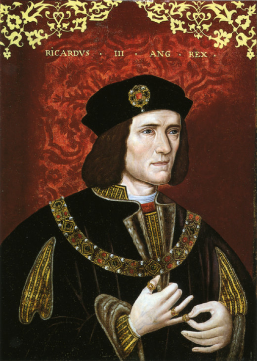 Richard III was never supposed to be King of England.