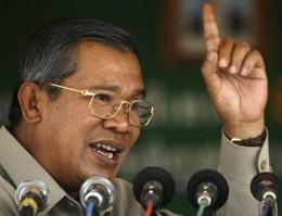 Hun Sen, Prime Minister of Cambodia 1998-present Leader of Cambodia from 1985