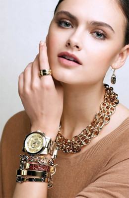 Elegant watches for women.