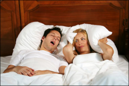 Snoring Is A Huge Problem