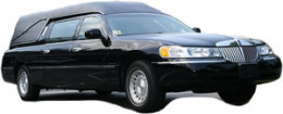 Hearse for Transporting Remains