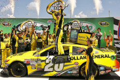 Fantasy Win Odds for the 2013 Hollywood Casino 400 in Kansas