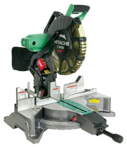Hitachi C10FSH 10-Inch Sliding Dual Compound Miter Saw with Laser Review