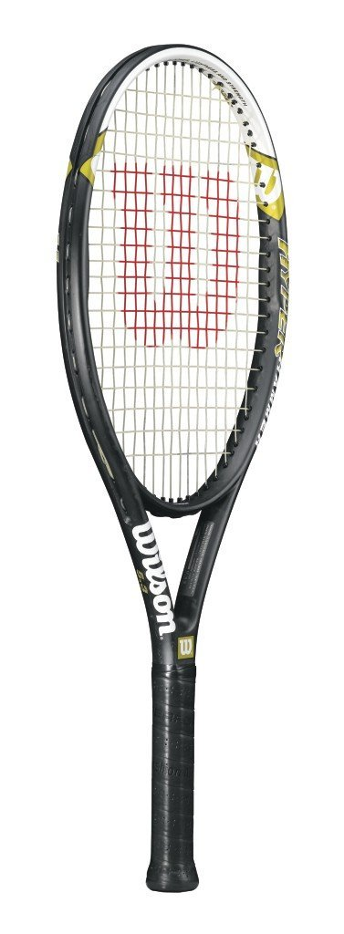 The Wilson Hyper Hammer 5.3 is a difficult racket to go wrong with in my experience. It's ideal for intermediate players and those who prefer a larger head size.  It provides a lot of control for players, but can also deliver real power when required