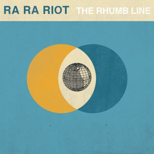 Ra Ra Riot's debut album, The Rhumb Line, was released August 19, 2008 through Seattle-based indie label Barsuk Records.