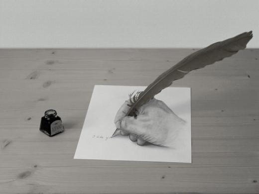 my way of writing