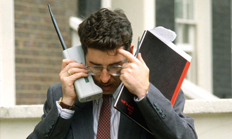 Mobile Phones 1990s