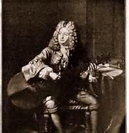 Marin Marais with Viol