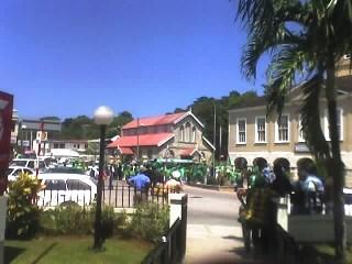 Methodist  Church  Lucea town Hanover Jamaica